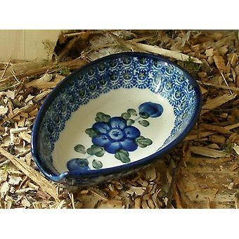 Cucchiaio, 12.5 x 8.5 cm, tradizione 9, ceramica Alta Lusazia - BSN 4861
