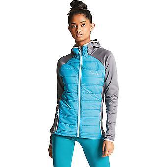 Dare 2b Womens Sodality Hybrid Polyester Insulated Jacket