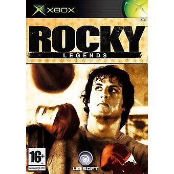 Leggende rocciose (Xbox) - Fabbrica sigillata