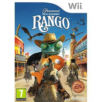 Rango (Wii) - New