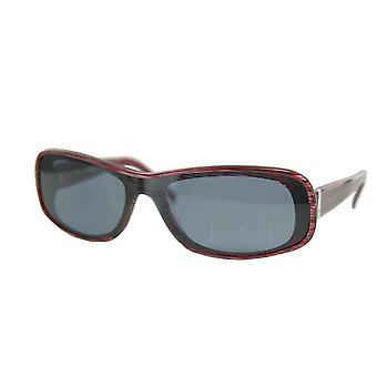 B. Μπάρκλεϋ γυαλιά ηλίου 6504 C1 ριγέ κόκκινο