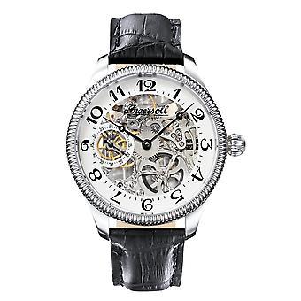 Ingersoll men's watch wristwatch mechanical Arizona IN7902WHS