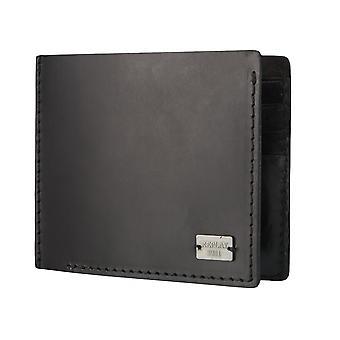 Replay purse wallet väska läder svart 4567