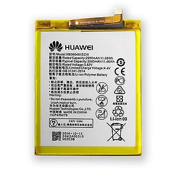 Huawei P9 / P10 Lite HB366481ECW 3, 82V 2900 mAh batterie de remplacement de remplacement batterie