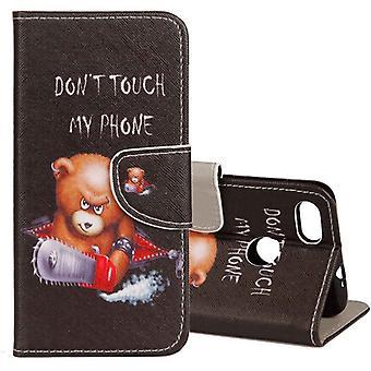 Tasche Wallet Motiv 20 für Huawei P Smart Schutz Hülle Case Cover Etui Neu