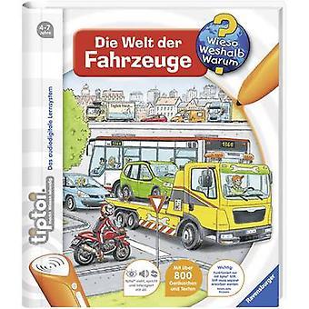 Ravensburger tiptoi® verden af køretøjer