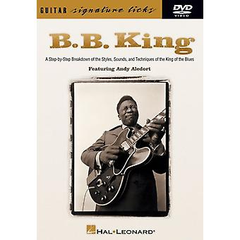 Importer des USA de King Bb [DVD]