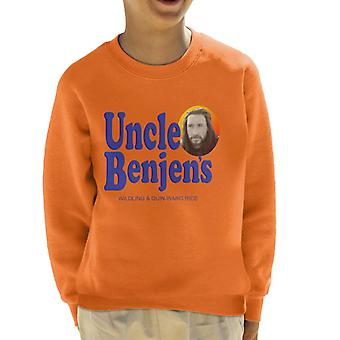 Game Of Thrones Uncle Benjens Rice Kid's Sweatshirt
