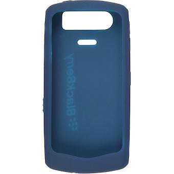 OEM Blackberry 8110 8120 8130 Pearl Silicone Skin Case - Blue