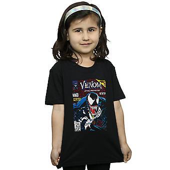 Marvel meisjes Venom dodelijke Protector T-Shirt