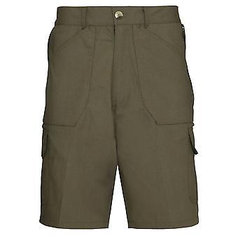 Campione Mens Multi tasca Cargo ginocchio lunghezza nuotare corti