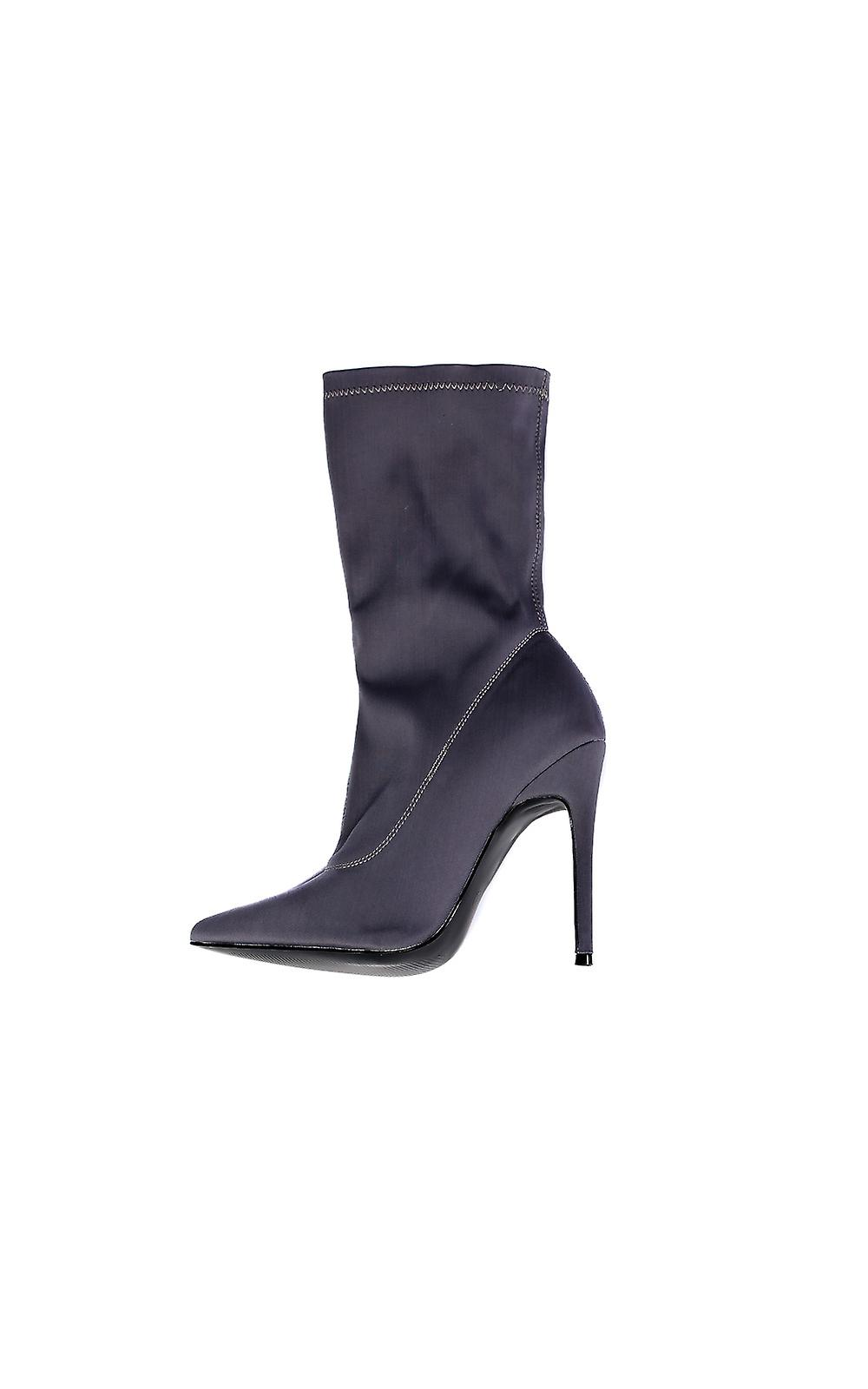 IKRUSH Womens Cassie Stretch Ankle Boots