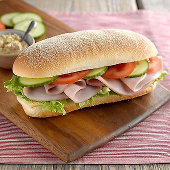 Kara Frozen Classic Deli Bread Rolls 17cm
