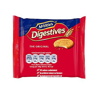 McVities Digestives Biscuits Mini Pack