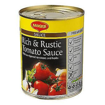 Maggi Gluten Free Rich & Rustic Tomato Sauce