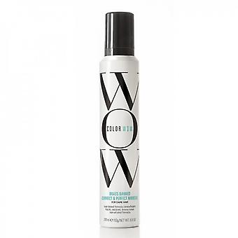 Color Wow Brass Banned Correct & Perfect Mousse-Dark 200ml