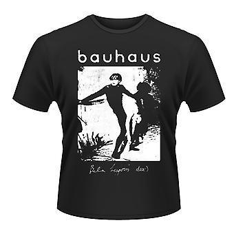 バウハウスのベラ ・ ルゴシのデッド t シャツ