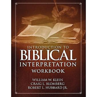 Introduction to Biblical Interpretation Workbook - Study Questions - P