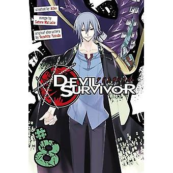 Djævelen overlevende Vol. 8-8 af Satoru Matsuba - 9781632362896 bog
