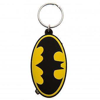 Batman Keyring Logo