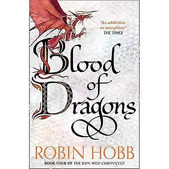 Blut des Drachen (Regen Wild Chronicles 4)