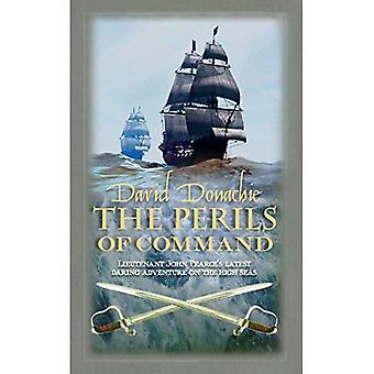 Perils of Command, The (The John Pearce Naval Series)