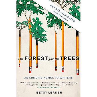 Het bos voor de bomen: een Editor's advies aan schrijvers