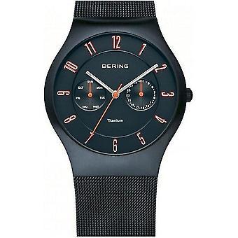 Bering montres unisexe classique collection 11939-393