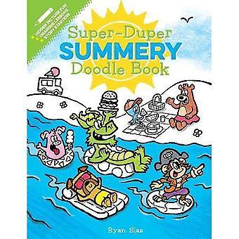 Super Duper Summery Doodle (Super Duper Doodle libri)