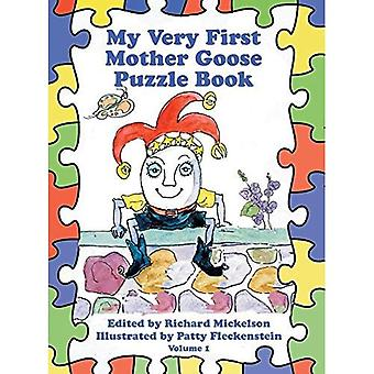 My Very First Mother Goose� Puzzle Book