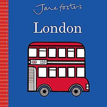 Jane Fosters städer: London [styrelse bok]