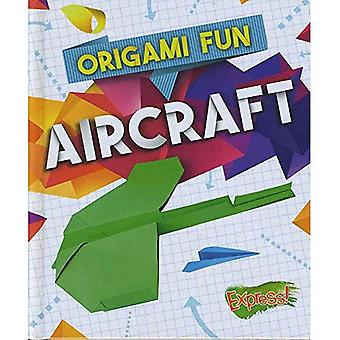 Origami Fun: Aircraft (Origami Fun)