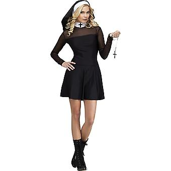 Naughty Nun Adult Costume