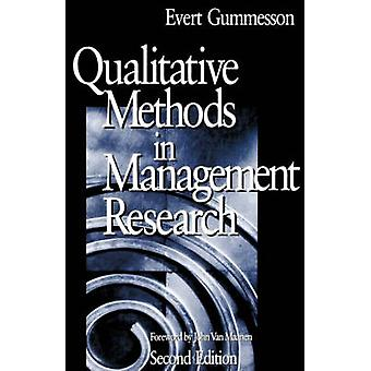 Qualitative Methoden in der Managementforschung von Gummesson & Evert