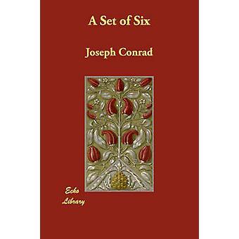 Et sæt af seks af Conrad & Joseph