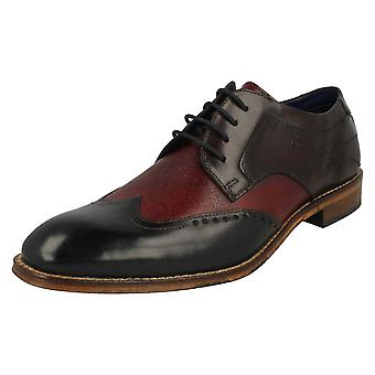 Mens Bugatti Formal Brogue Inspired Shoes 52901