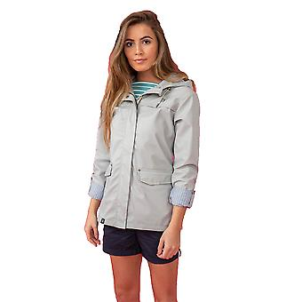 Lighthouse Bowline Ladies Jacket Short Harbour Mist