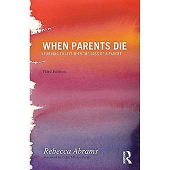 Når forældre dør: At lære at leve med tabet af en forælder