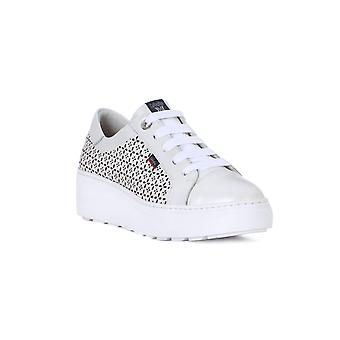 Callaghan Natural Metalic Blanco Shoes