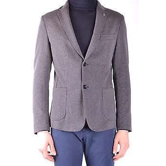 Massimo Rebecchi Ezbc214015 Men's Grey Cotton Blazer