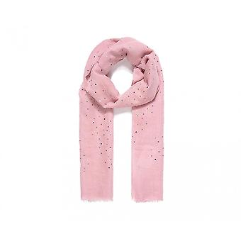 Intrigue Womens/Ladies Scattered Sequin Scarf