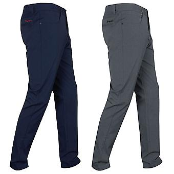Dwyers & Co Mens Micro Tech Golf Technical Water-Resistant Trousers