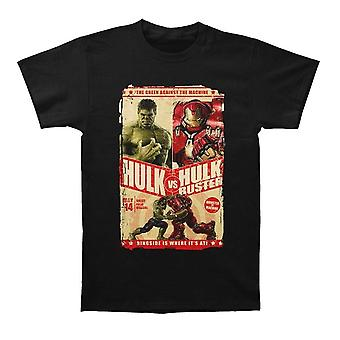 Men es Avengers Age of Ultron Monster Vs. Machine T-Shirt