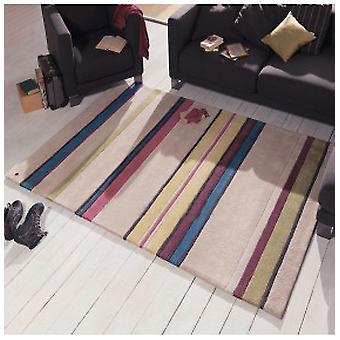 Rugs -Tom Tailor Life - Stripes Multi Colour