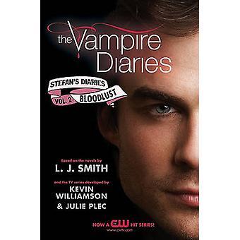 Stefan's Diaries - Bloodlust by L. J. Smith - 9780062003942 Book
