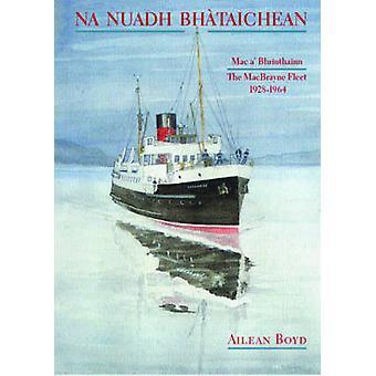 Na Nuadh Bhataichean by Ailean Boyd - 9780861522767 Book