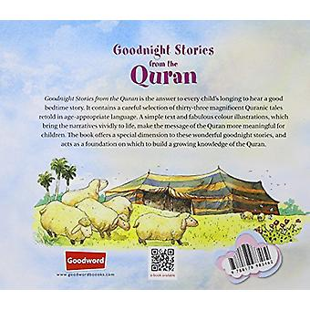 Goodnight Stories from the Quran by Saniyasnain Khan - 9788178983462