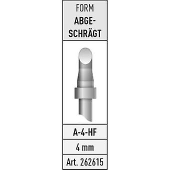 Stannol A-4-HF Soldering tip Bevelled Content 1 pc(s)