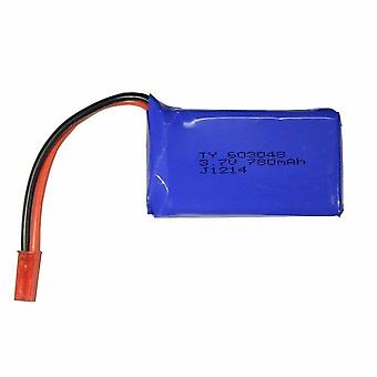 1 PIECES WLtoys JJRC V686G V686J V686K V636 Parts 3.7V 780mAh Lipo Battery