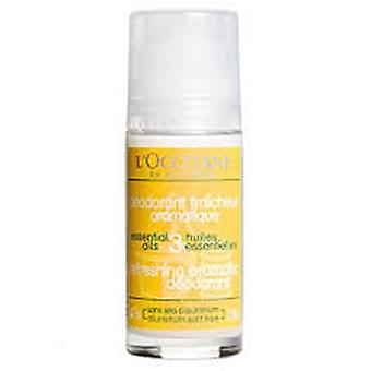 L'Occitane en Provence Aromachologie Refreshing Aromatic Deodorant Spray 50ml